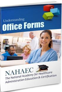 Medical billing book - Understanding Medical Office Forms Image