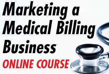 Medical billing hardcover - Marketing A Medical Billing Business training Image