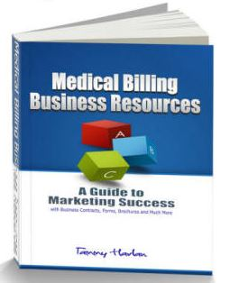 Medical billing bestseller - Medical Billing Business Resource Guide Image