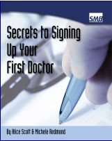 Medical billing editions Image - Secrets to Signing up Your First Doctor image