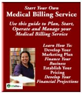 billing book - Start Your Own Medical Billing Service image