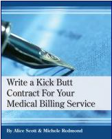 Medical billing guide - Write a Contract For Your Medical Billing Service image