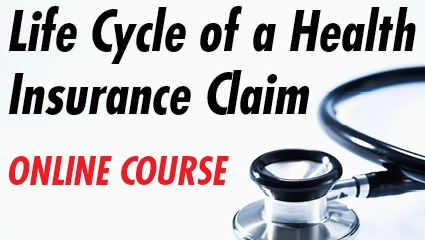 Medical billing workbooks - Life Cycle Of A Health Insurance Claim course image