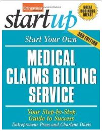 kindle and paperback books from amazon.com - Start Your Own Medical Claims Billing Service image